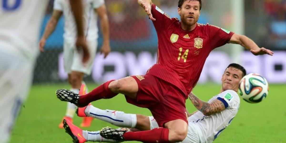 Un campeón del mundo menos: Xabi Alonso se retira de la selección española