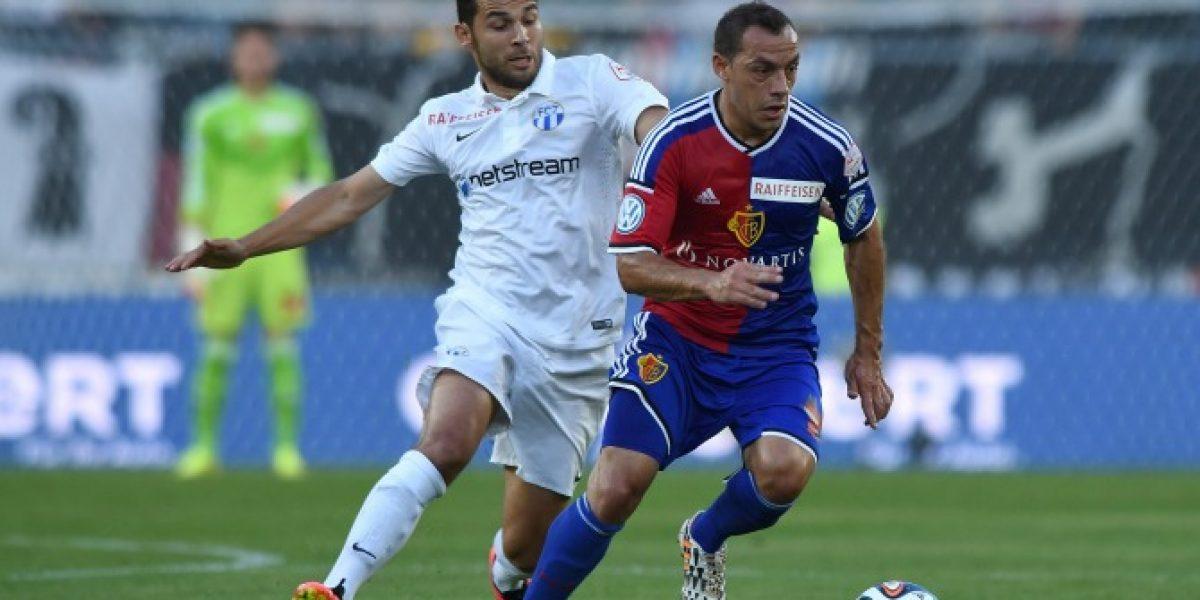 Cuatro equipos van por Díaz en la última semana del mercado y Basilea aceptaría venderlo