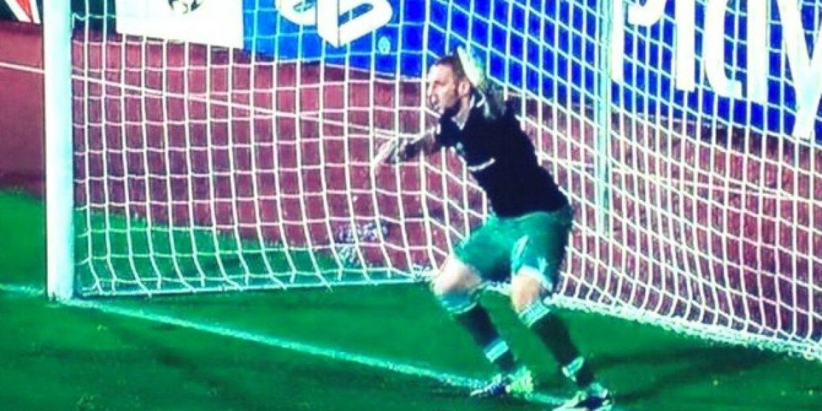 Legendario: defensor del Ludogorets atajó dos penales en la infartante definición