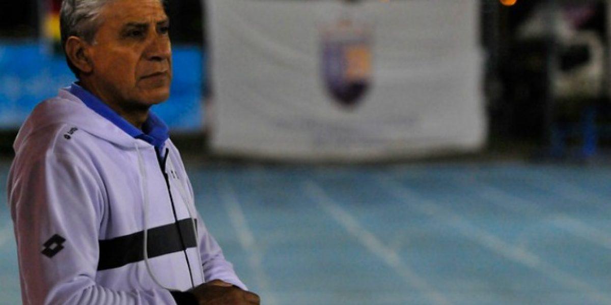 No dio para más: Héctor Pinto presentó su renuncia a Deportes Iquique