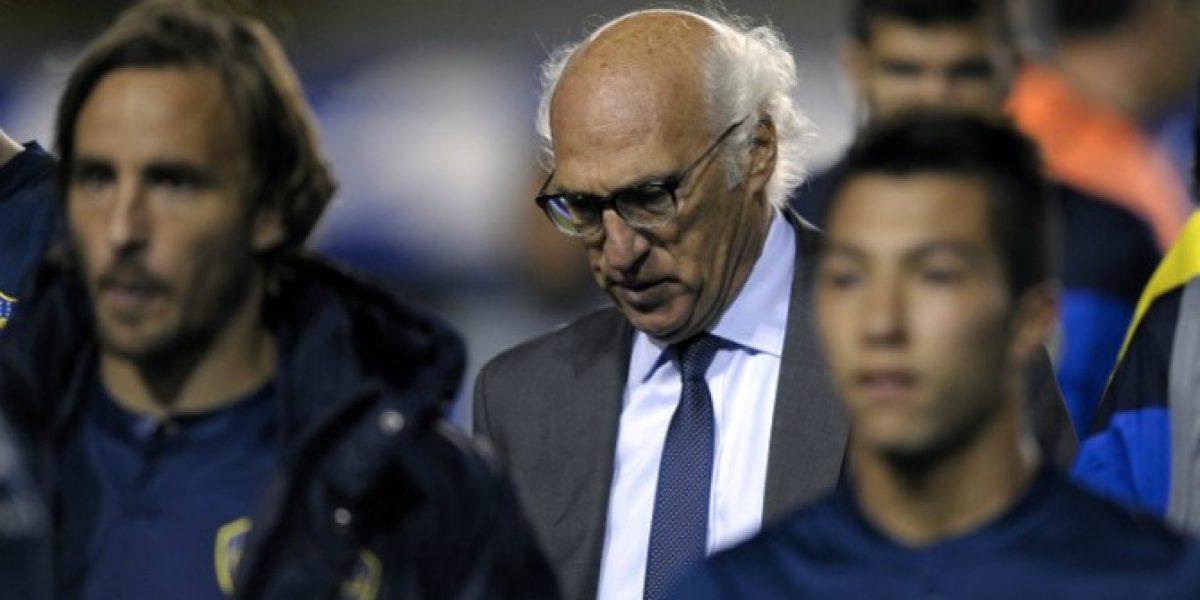 El Boca de Juniors Chapita no levanta cabeza y suma nueva derrota