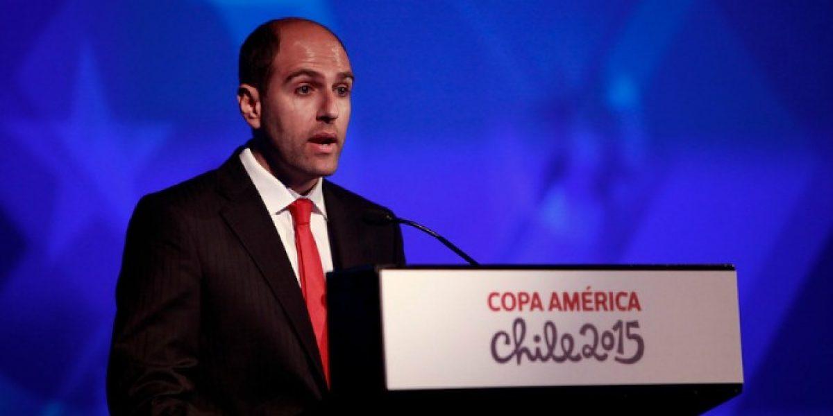 ANFP confirma cambio de fecha del sorteo de la Copa América