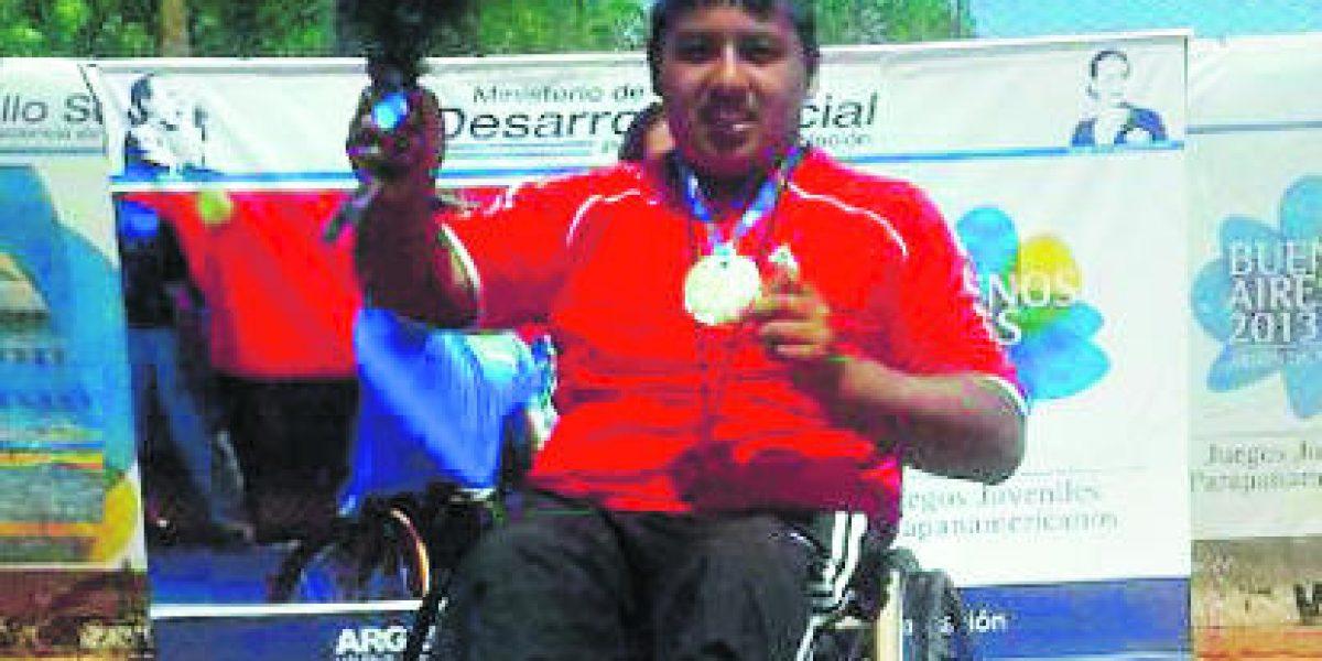 Galería: las nuevas caras del deporte paralímpico chileno