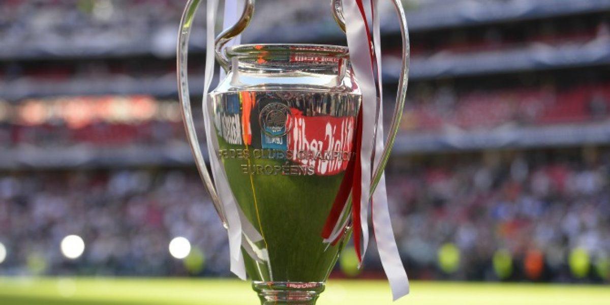 Los chilenos ya tienen rivales en la Champions League