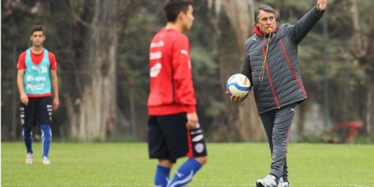 Hugo Tocalli entregó la nómina de Chile Sub 20 para torneo en Qatar