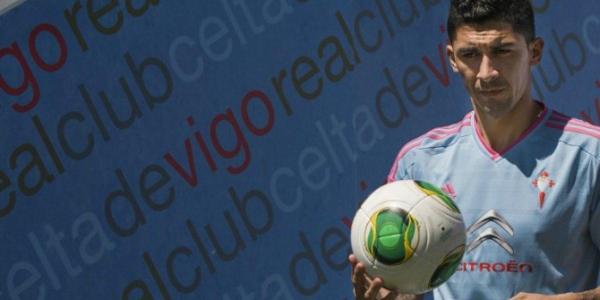 Pablo Hernández recibe el alta y podría debutar ante Córdoba