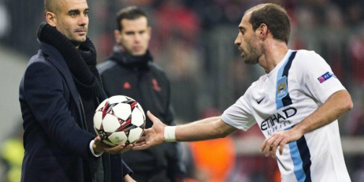 El City de Pellegrini quedó en el grupo de la muerte y volverá a jugar con el Bayern