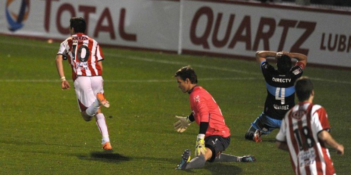 Prensa uruguaya gozó con la goleada de River Plate a la UC