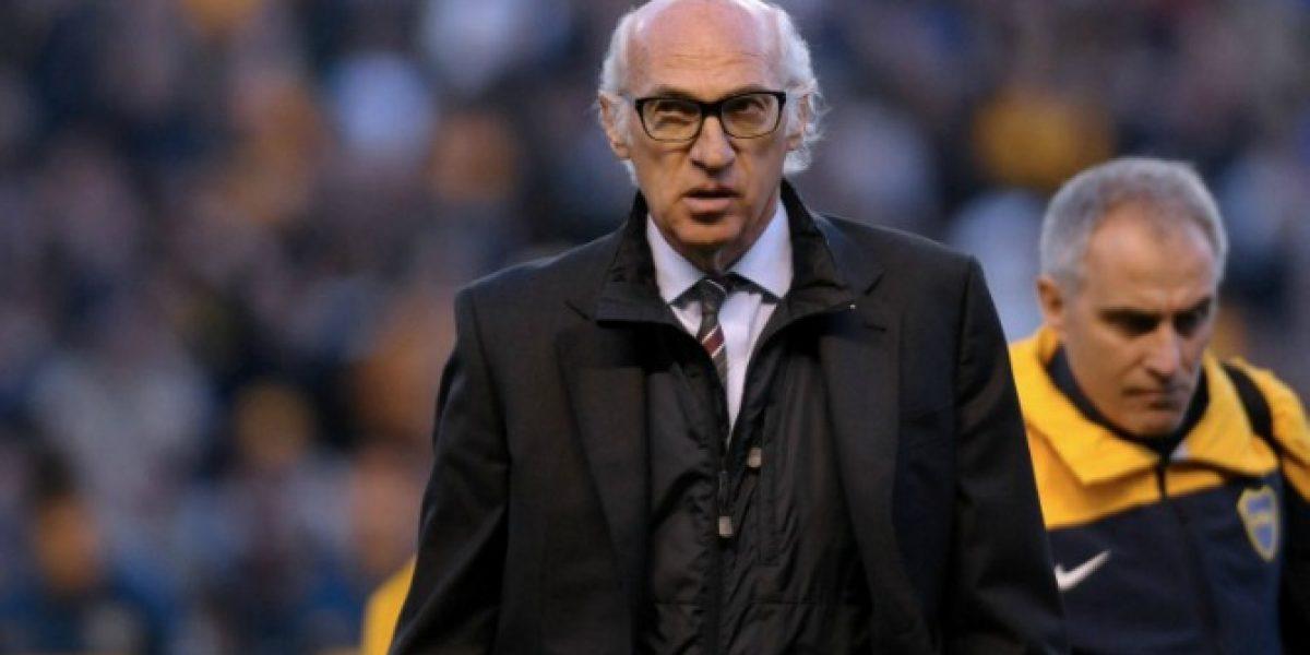 Raro: Boca le rendirá un homenaje a Bianchi, pese a que su permanecia está en duda
