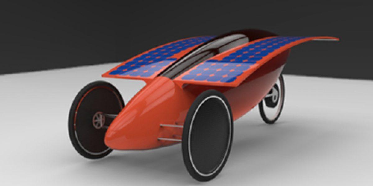 Chilenos fabrican nuevo vehículo híbrido-solar