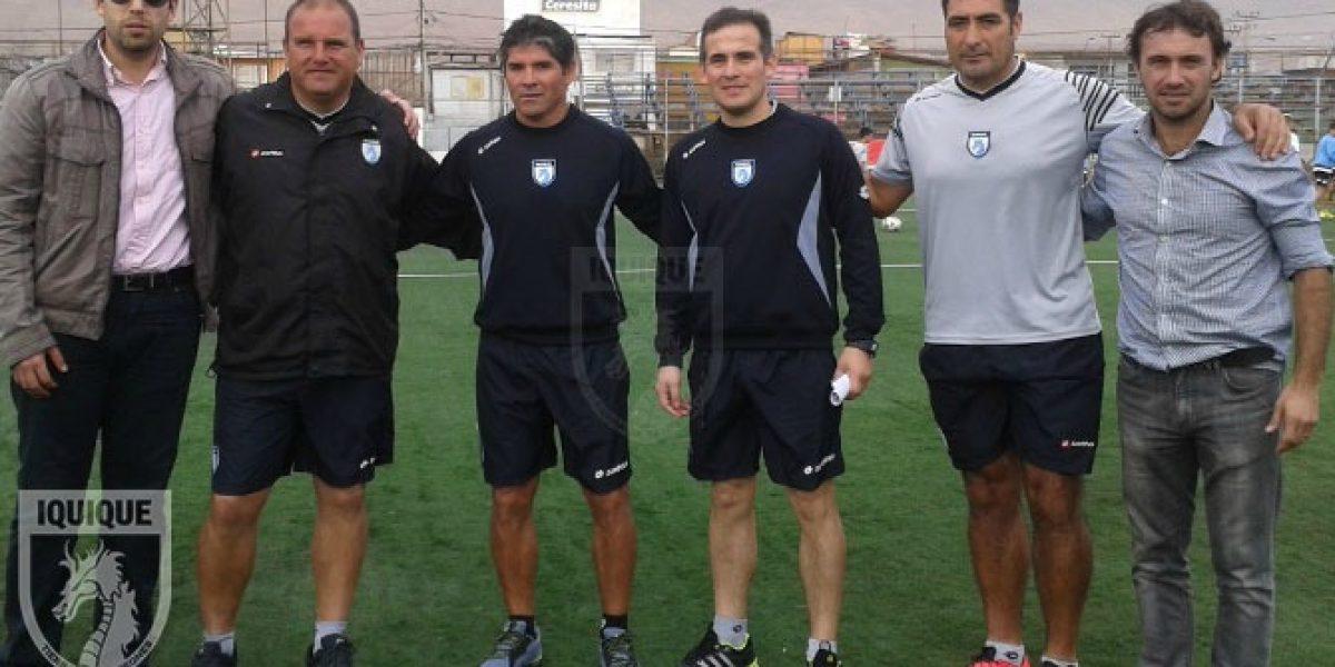 Deportes Iquique ya tiene el relevo de Héctor Pinto en la banca