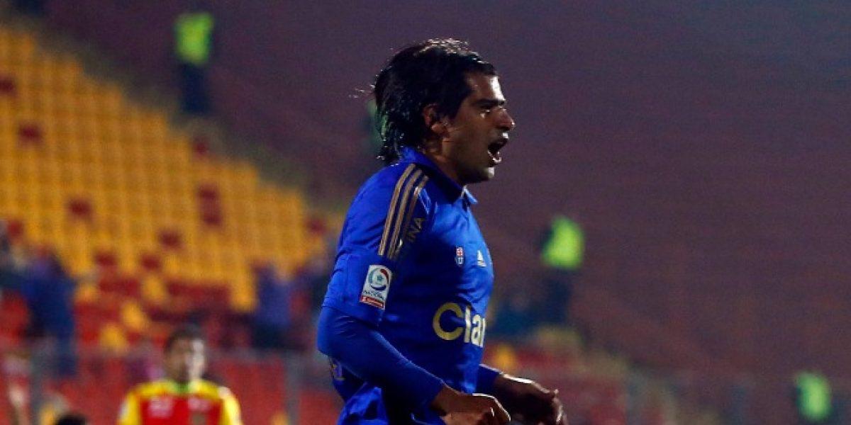 El asqueroso infortunio que sufrió Enzo Gutiérrez en su salida del estadio Santa Laura