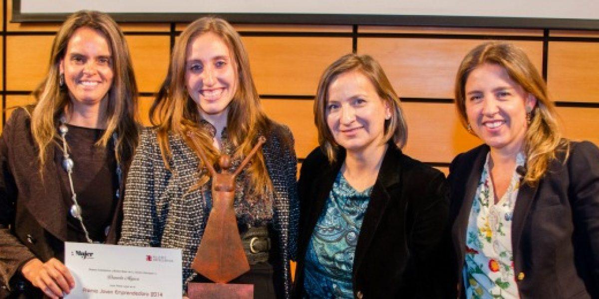 Mujeres Empresarias premia a jóvenes bajo 35 años que hayan destacado por sus emprendimientos