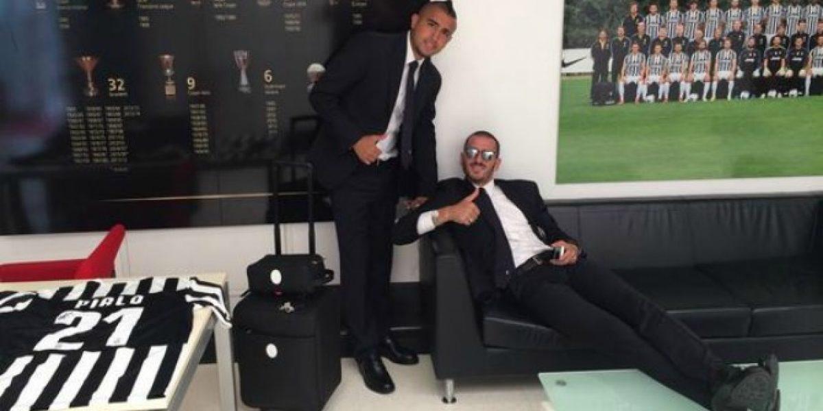 ¿Se queda? Arturo Vidal manifestó estar comprometido al 100% con Juventus