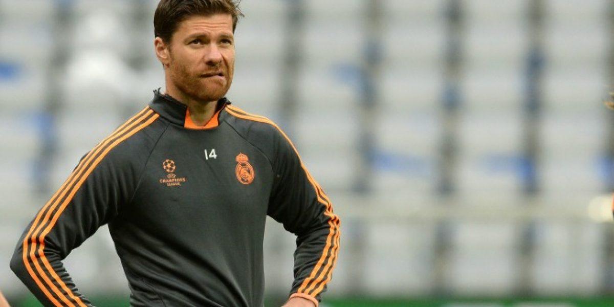 Xabi Alonso confesó que pidió al Real Madrid fichar por el Bayern