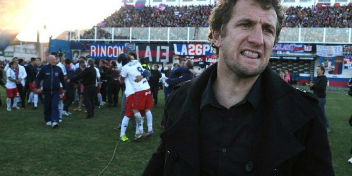 Ex jugador de la UC será el DT de Chapita Fuenzalida en Boca Juniors