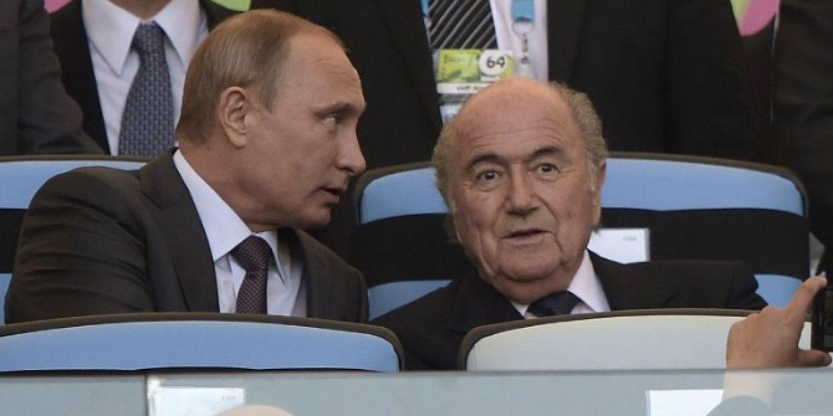 Vladimir Putin rechaza reducir el número de sedes del Mundial-2018