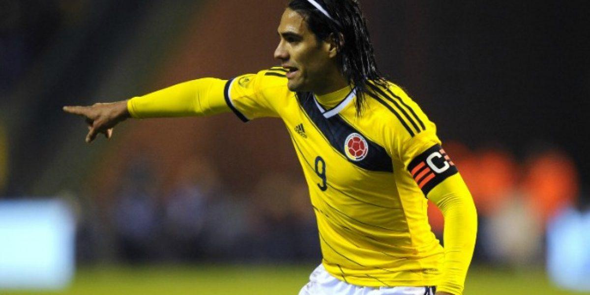 Regresa el Tigre: Radamel Falcao destaca en la nómina de Colombia
