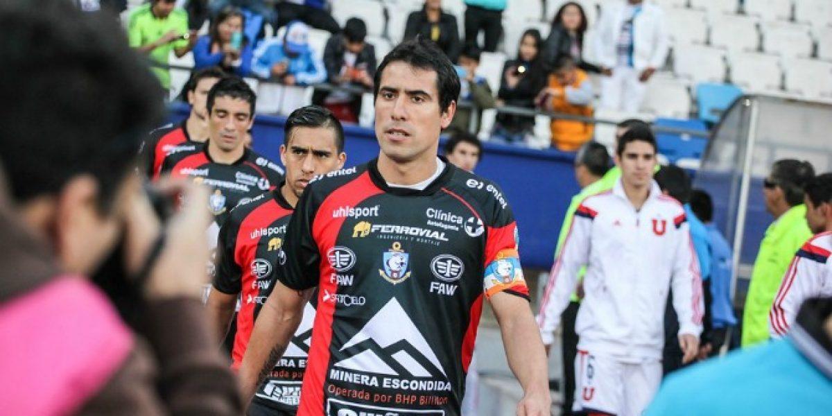 El plantel de Antofagasta y el duelo ante Colo Colo:
