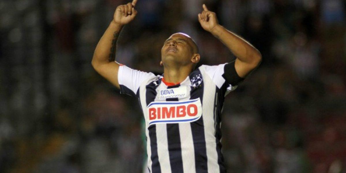En lo suyo: Chupete anotó y le dio el triunfo a Monterrey