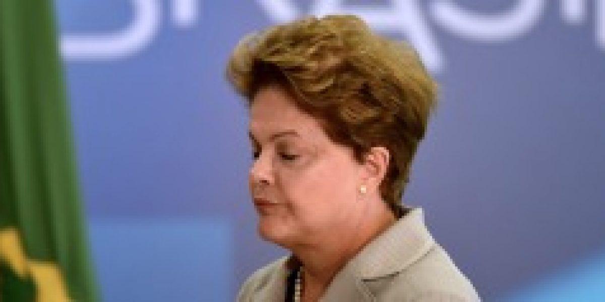 Brasil cae en recesión en plena campaña presidencial
