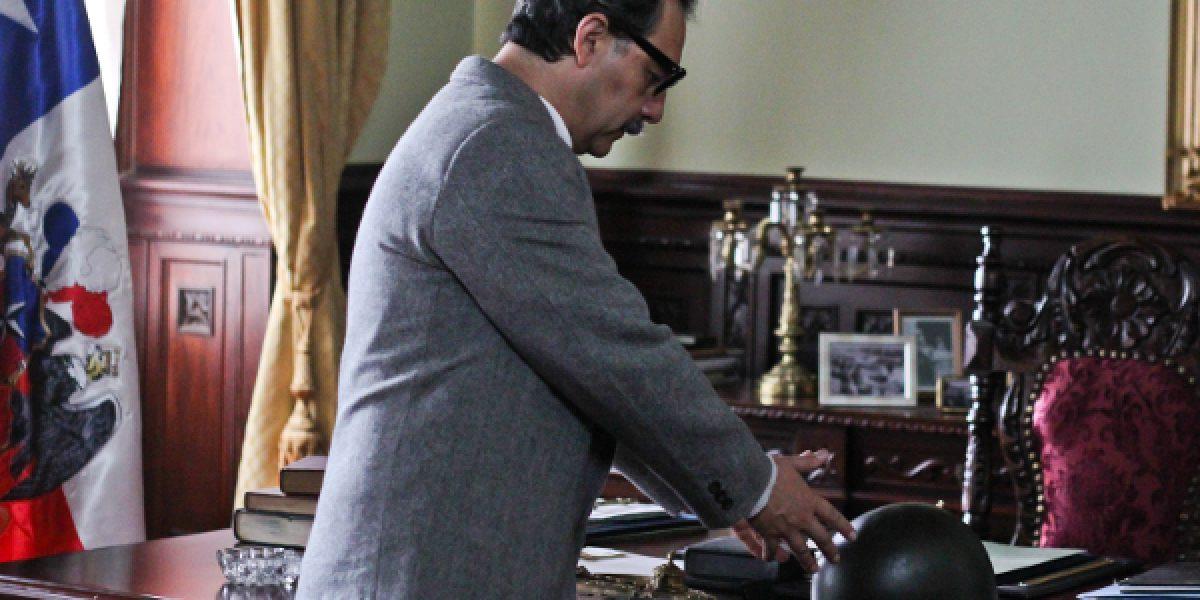 Autorizaron rodaje de película de Salvador Allende en La Moneda