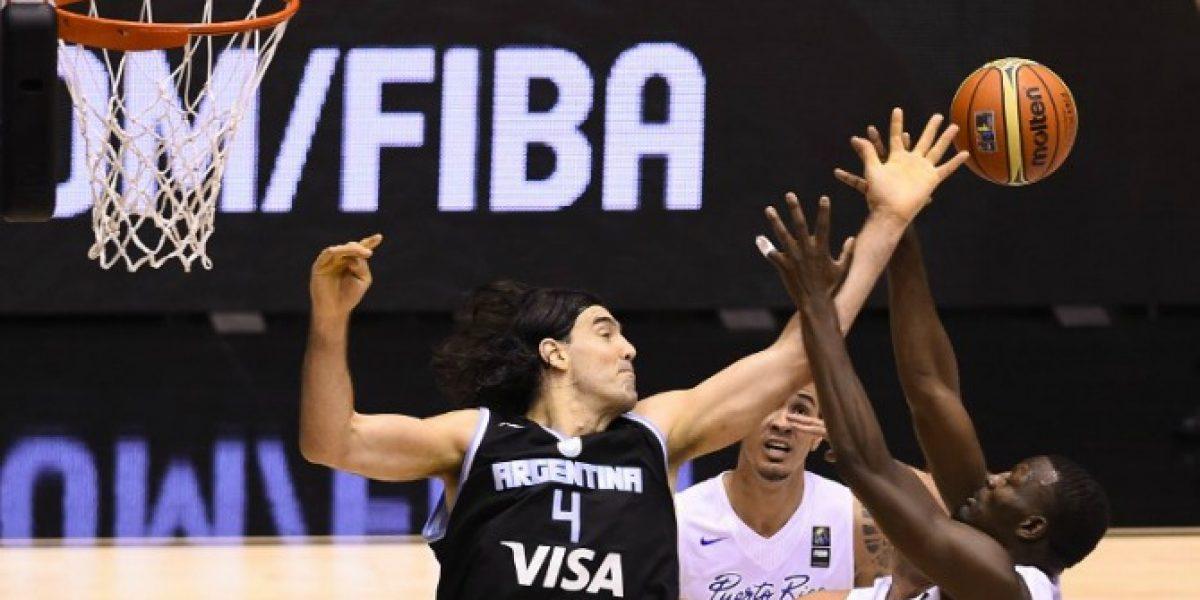 Argentina gana a Puerto Rico (98-75) en estreno del Mundial de Básquetbol