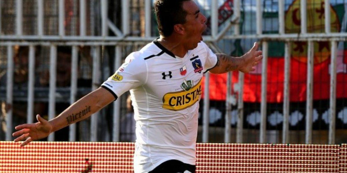 La increíble marca que logró Esteban Paredes en el fútbol chileno