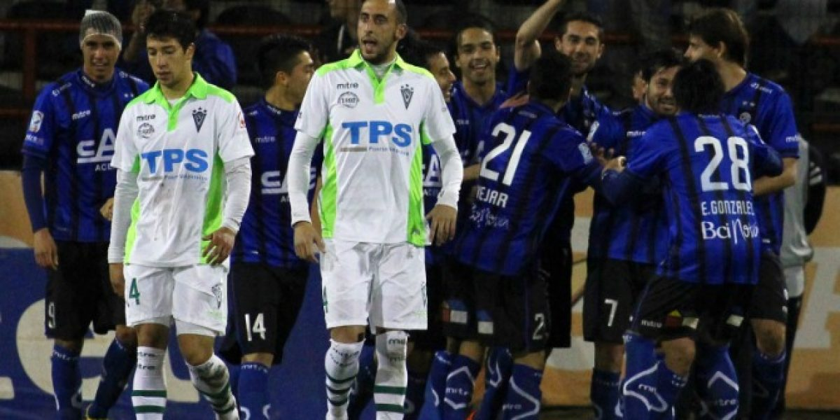 Huachipato goleó a Santiago Wanderers y se mete en la zona alta del Apertura 2014
