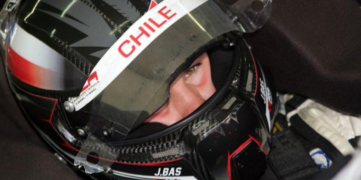 Jorge Bas gana la pole y largará primero en la Formula 2 italiana