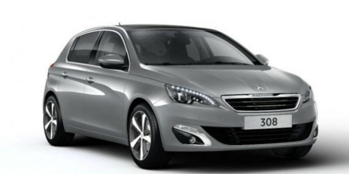 El Peugeot 308 es protagonista en película
