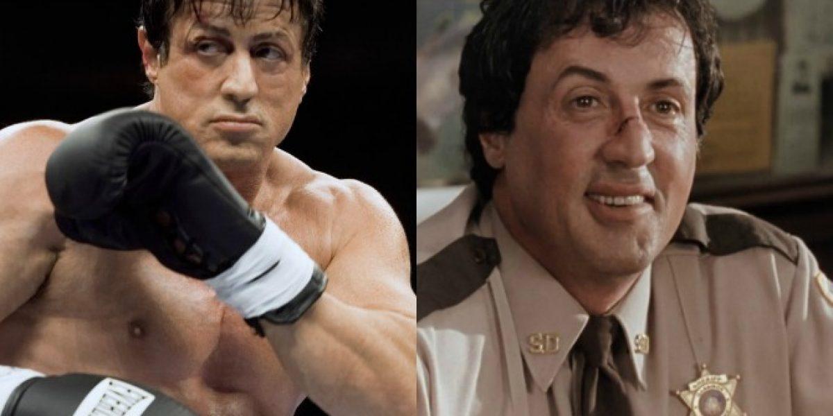Mira los impactantes cambios fisicos de los actores de cine