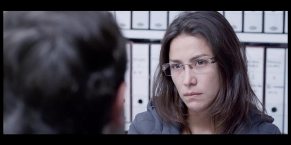 Loreto Aravena es acosada en nuevo filme