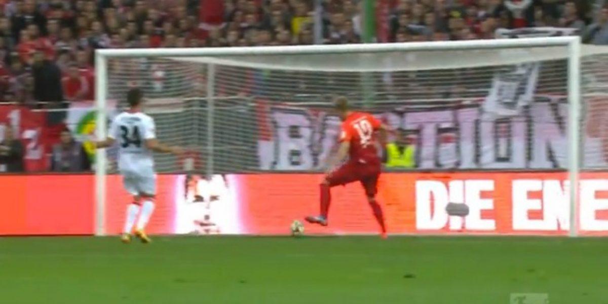 Video: Tremendo error... ¿el peor gol fallado de la temporada?