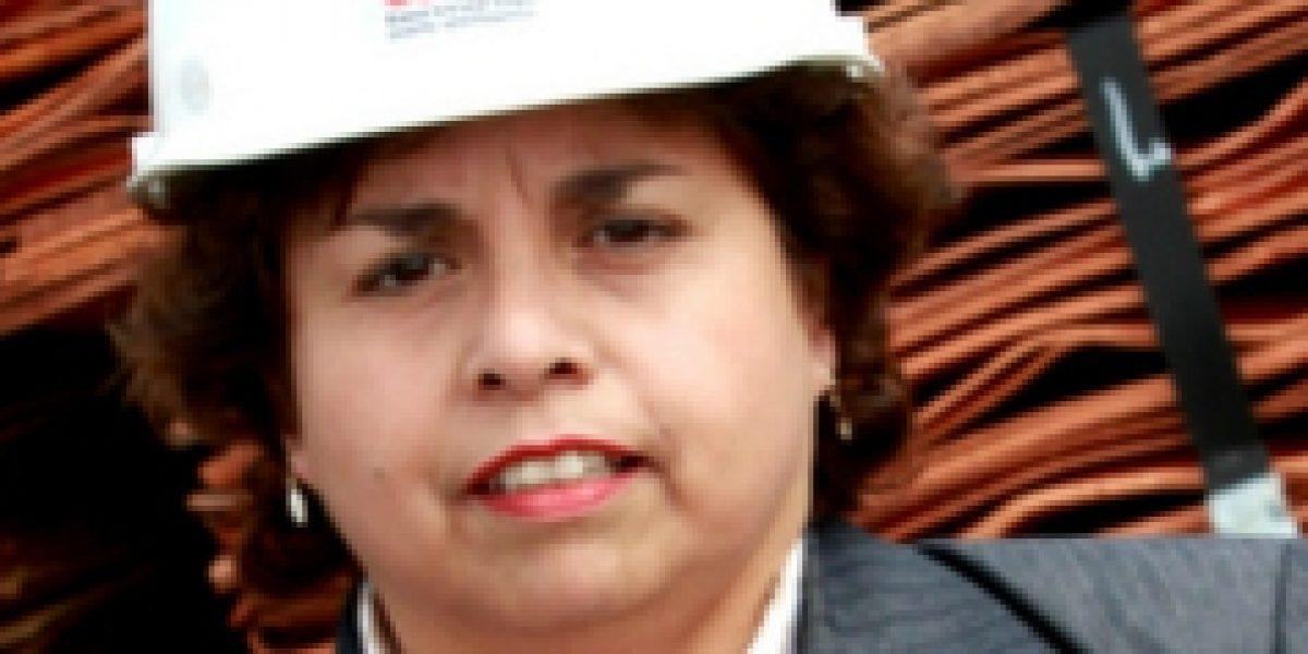 Ministra de minería destaca la inversión de Chile en proyectos mineros