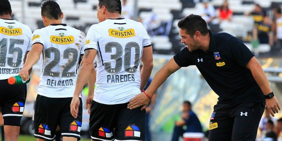Tapia defendió la infiltración de Paredes y aseguró que no tiene un plantel corto