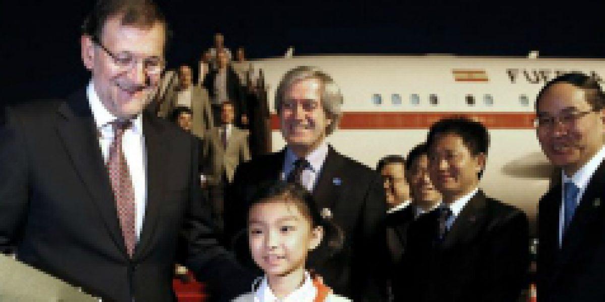 España y China firman acuerdo por más de 3 mil millones de euros