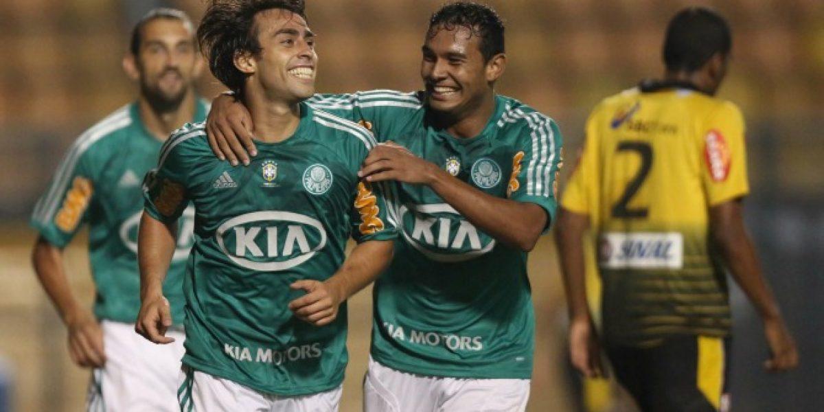 La iniciativa del técnico de Palmeiras para darle