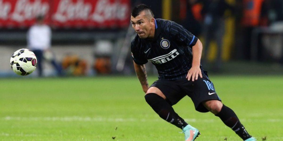 Ídolo del Inter cree que Medel puede ser el heredero de Zanetti