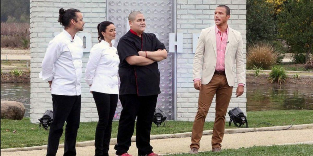 Conflictos y eliminaciones marcaron primer capítulo de Top Chef