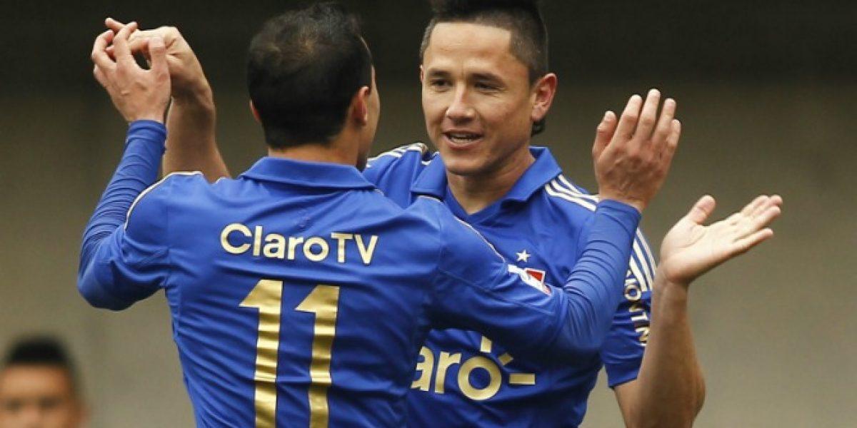 Héroes y villanos: Los goleadores mantienen a la U en racha y soñando con el título