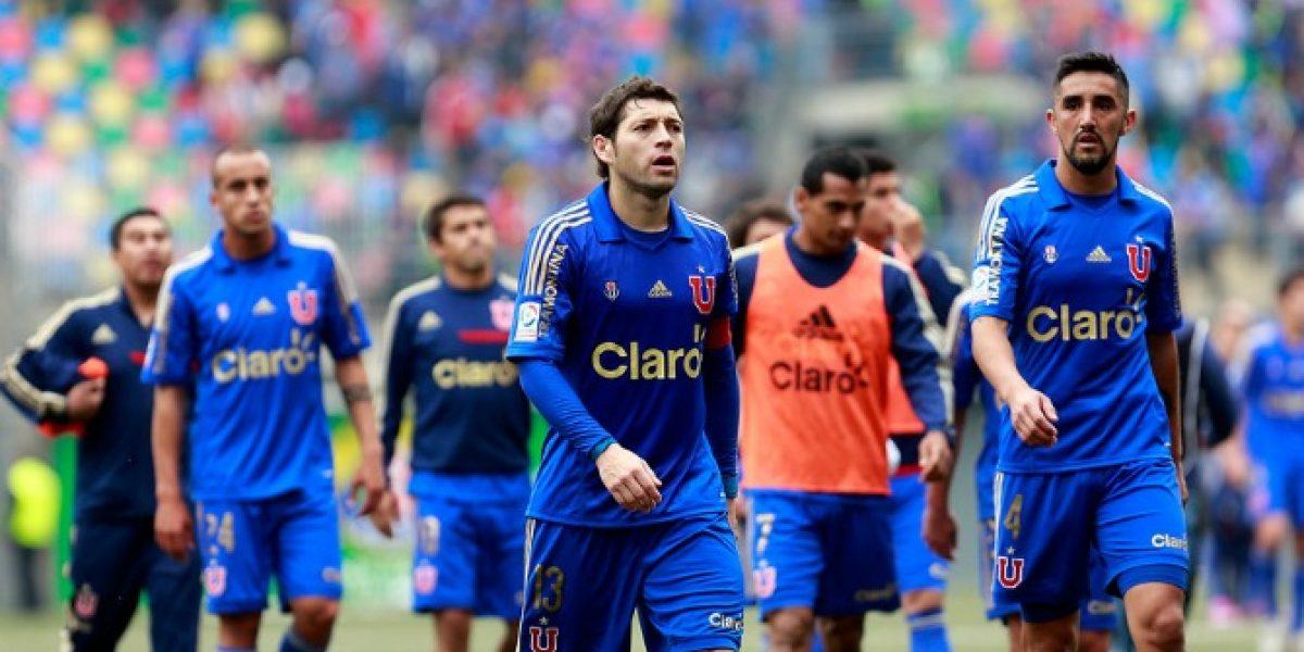 En la U no les interesa ver el partido de Colo Colo: