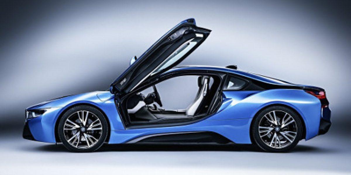 El BMW i9 ha sido confirmado para el 2016