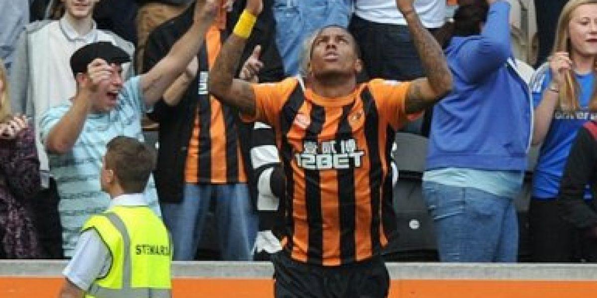 Manchester City sigue inspirado y ahora goleó a Hull City por la Premier League