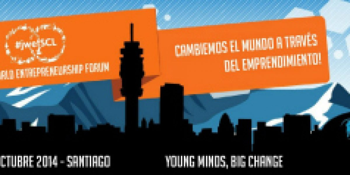Foro Mundial de Emprendimiento Juvenil se desarrollará en Chile