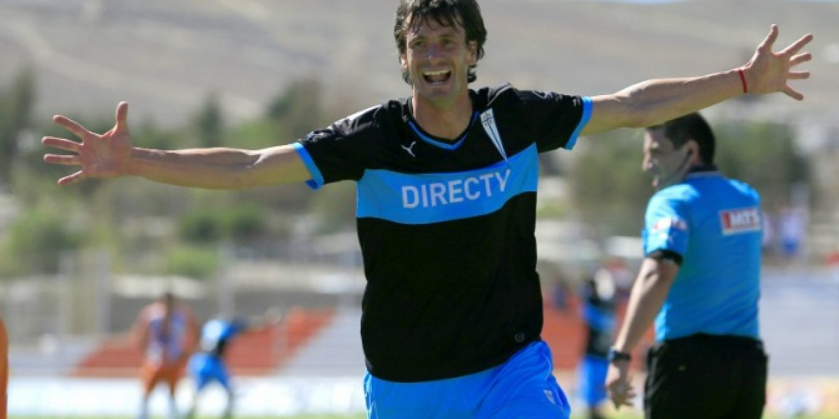 La UC venció por la mínima a Cobresal con anotación de Mauro Óbolo