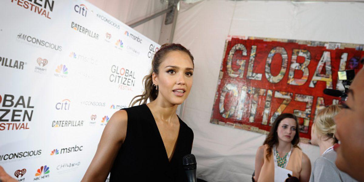 Famosos se unieron en el Global Citizen Festival para combatir la pobreza extrema