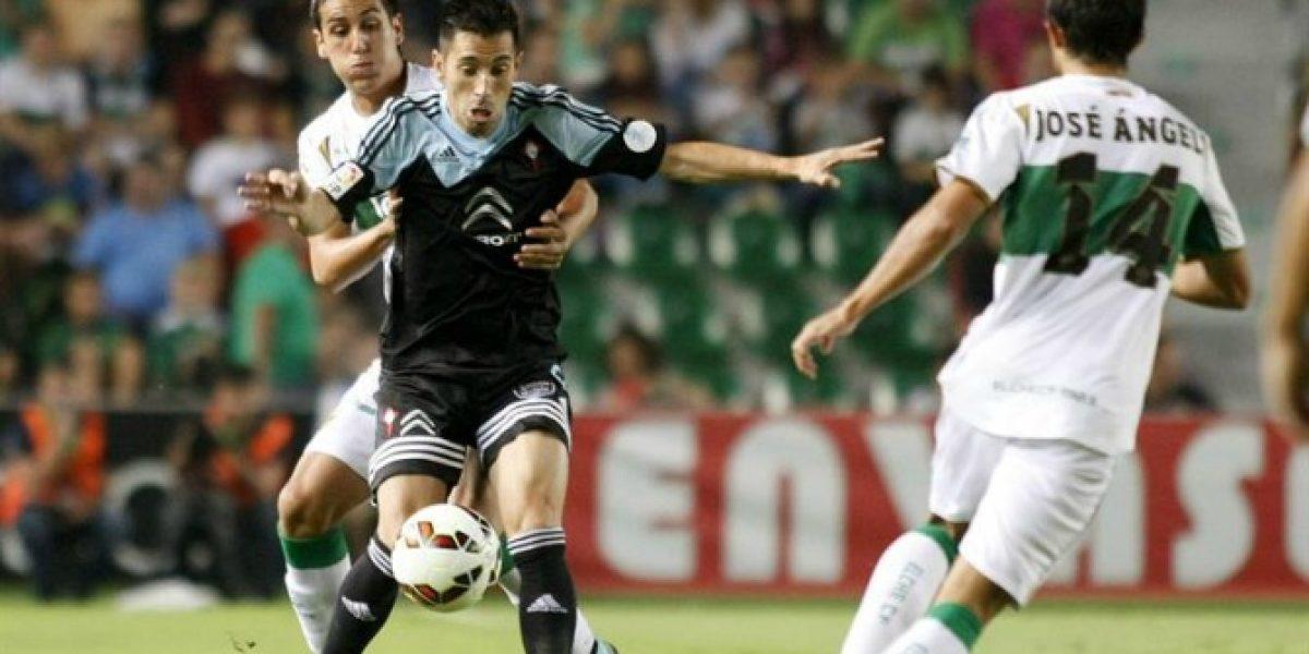 Enzo Roco tras derrota ante Celta: