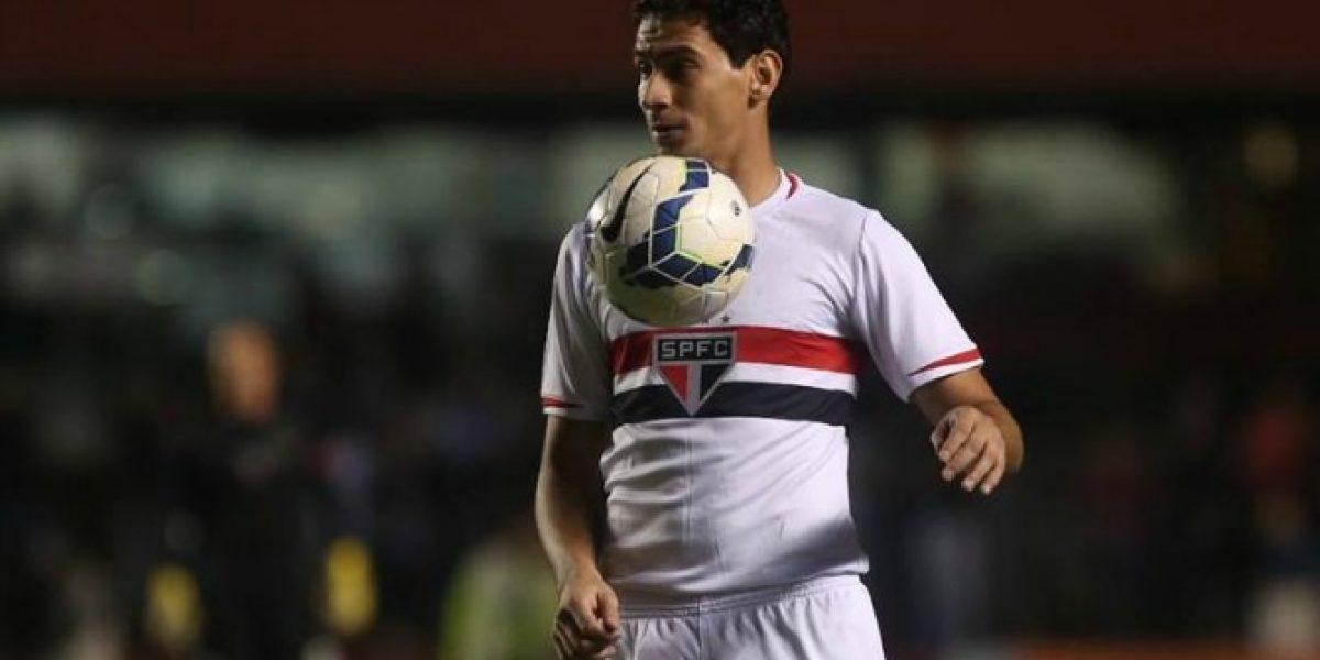 Sao Paulo guardará a sus figuras para el partido ante Huachipato
