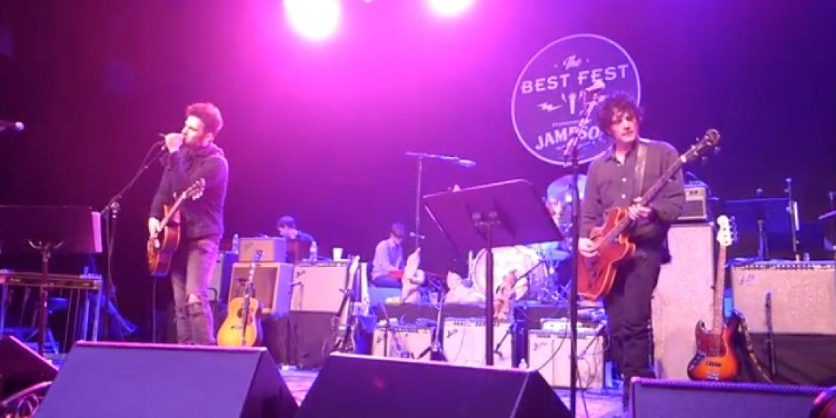 Artistas se unieron en concierto de homenaje a George Harrison